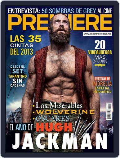 Cine Premiere (Digital) January 3rd, 2013 Issue Cover