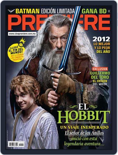 Cine Premiere December 2nd, 2012 Digital Back Issue Cover