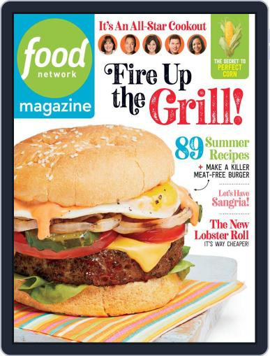Food Network (Digital) June 1st, 2020 Issue Cover