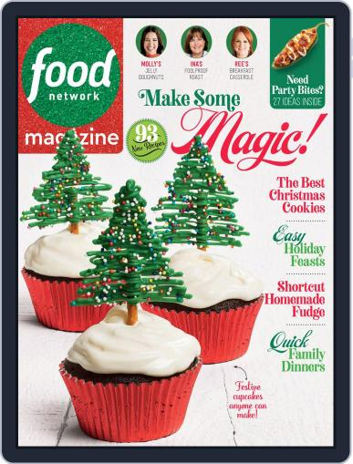 Food Network (Digital) December 1st, 2019 Issue Cover