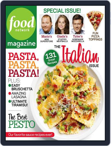 Food Network (Digital) February 8th, 2011 Issue Cover