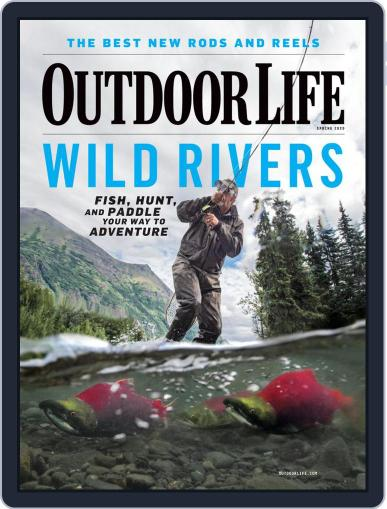 Outdoor Life (Digital) March 11th, 2020 Issue Cover
