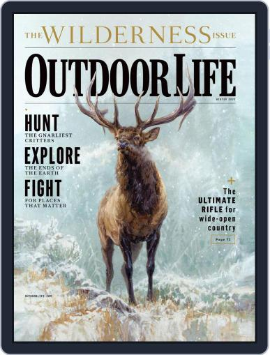 Outdoor Life (Digital) December 18th, 2019 Issue Cover