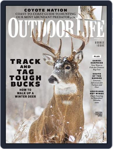 Outdoor Life (Digital) December 1st, 2016 Issue Cover