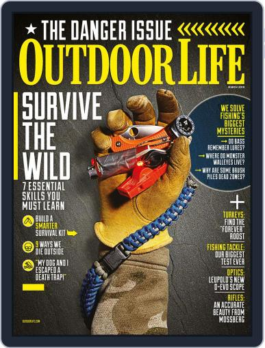 Outdoor Life (Digital) March 1st, 2015 Issue Cover