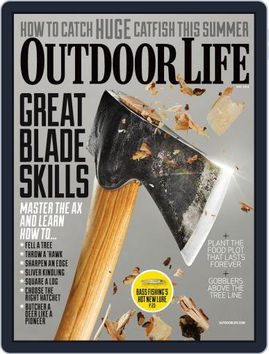 Outdoor Life (Digital) April 4th, 2014 Issue Cover
