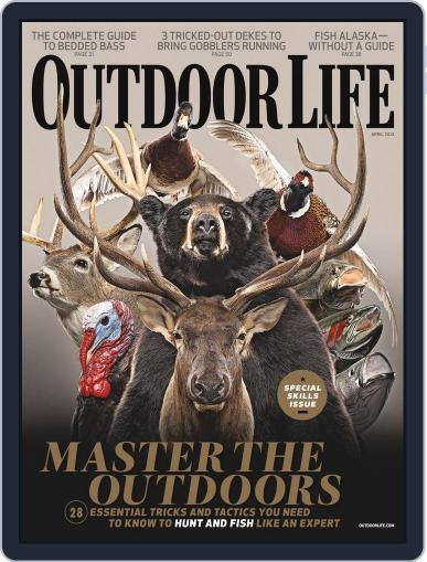 Outdoor Life (Digital) March 9th, 2013 Issue Cover