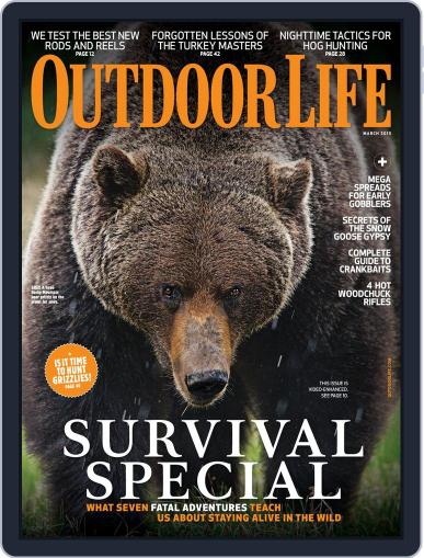 Outdoor Life (Digital) February 9th, 2013 Issue Cover
