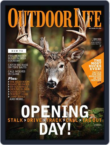 Outdoor Life (Digital) September 10th, 2011 Issue Cover