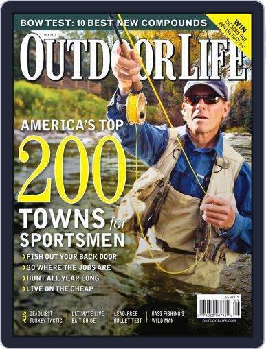 Outdoor Life (Digital) April 9th, 2011 Issue Cover