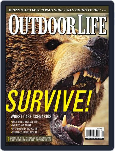 Outdoor Life (Digital) March 12th, 2011 Issue Cover