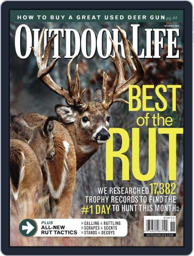 Outdoor Life (Digital) October 12th, 2010 Issue Cover