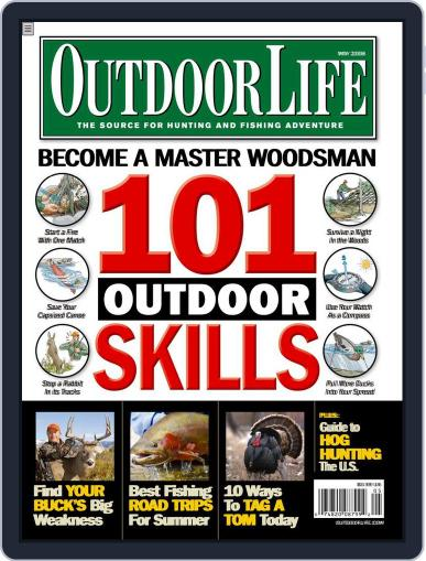 Outdoor Life (Digital) April 23rd, 2008 Issue Cover