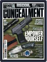 RECOIL Presents: Concealment (Digital) Subscription April 1st, 2018 Issue