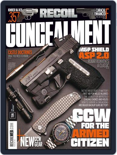 RECOIL Presents: Concealment (Digital) June 22nd, 2017 Issue Cover
