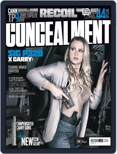 RECOIL Presents: Concealment (Digital) April 1st, 2017 Issue Cover