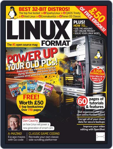 Linux Format (Digital) June 1st, 2020 Issue Cover