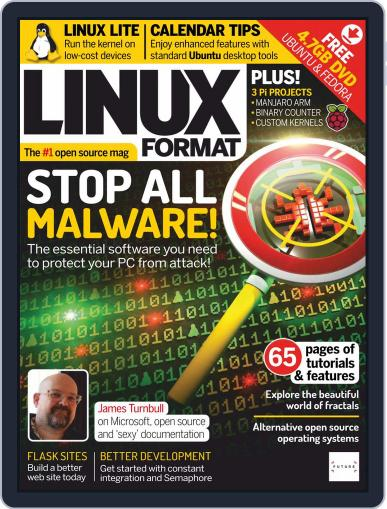 Linux Format July 1st, 2019 Digital Back Issue Cover