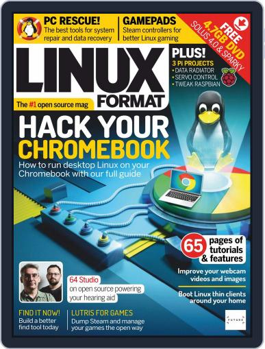 Linux Format (Digital) June 1st, 2019 Issue Cover