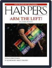 Harper's (Digital) Subscription April 1st, 2020 Issue