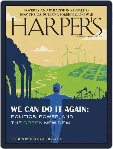 Harper's May 1st, 2019 Digital Back Issue Cover