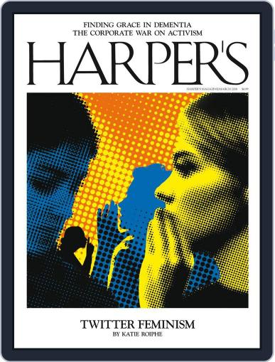 Harper's March 1st, 2018 Digital Back Issue Cover