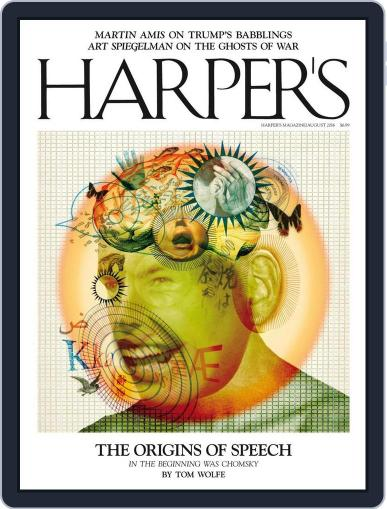 Harper's (Digital) July 26th, 2016 Issue Cover