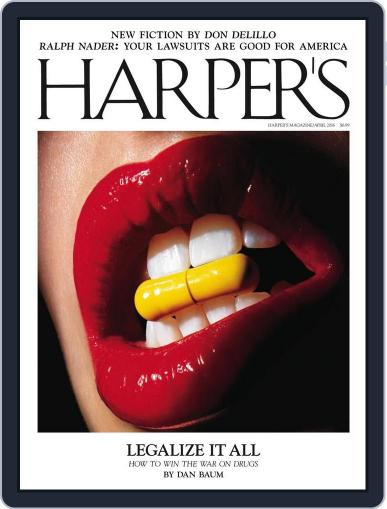 Harper's (Digital) March 22nd, 2016 Issue Cover