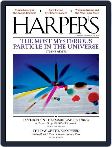 Harper's (Digital) May 1st, 2015 Issue Cover