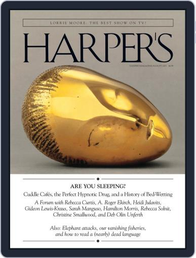 Harper's (Digital) July 23rd, 2013 Issue Cover