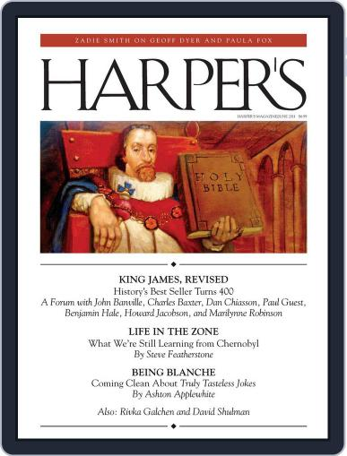 Harper's (Digital) May 24th, 2011 Issue Cover