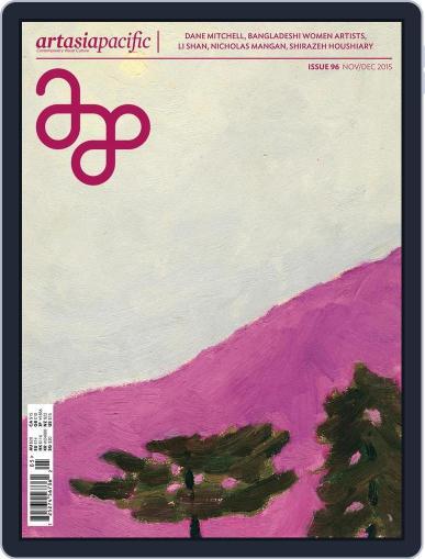 ArtAsiaPacific (Digital) November 1st, 2015 Issue Cover