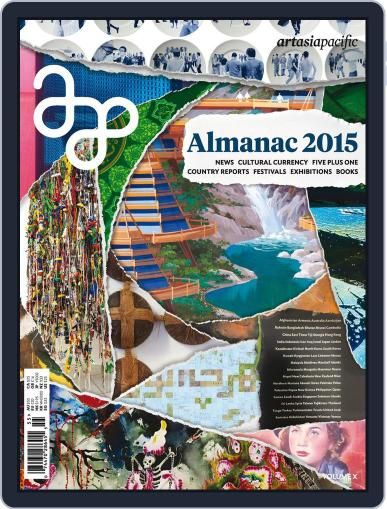 ArtAsiaPacific (Digital) January 5th, 2015 Issue Cover