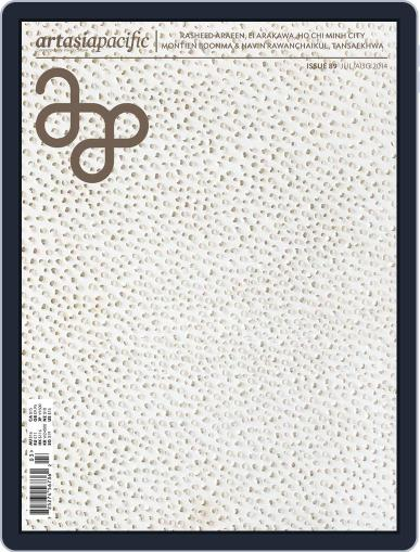 ArtAsiaPacific (Digital) June 30th, 2014 Issue Cover