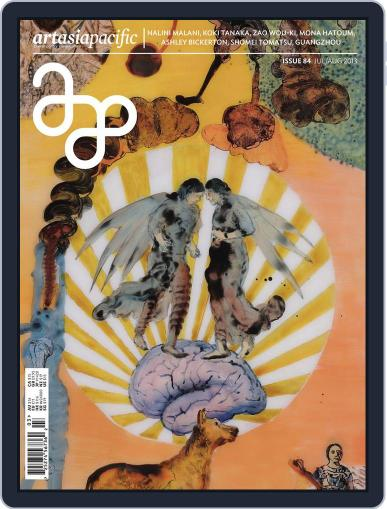 ArtAsiaPacific (Digital) June 26th, 2013 Issue Cover