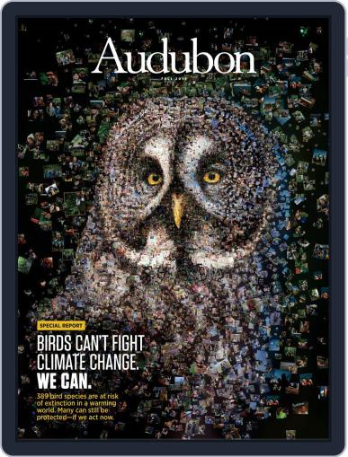 Audubon (Digital) October 1st, 2019 Issue Cover