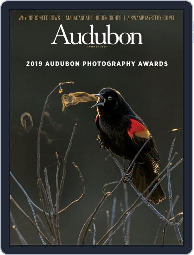 Audubon June 24th, 2019 Digital Back Issue Cover