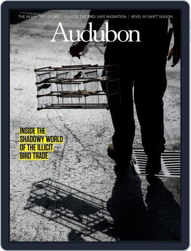Audubon (Digital) September 10th, 2018 Issue Cover