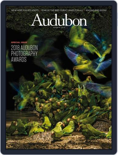 Audubon (Digital) June 1st, 2018 Issue Cover