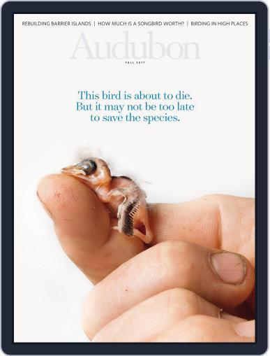 Audubon (Digital) September 26th, 2017 Issue Cover