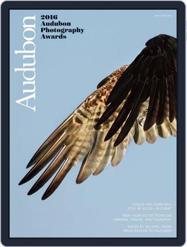 Audubon (Digital) May 1st, 2016 Issue Cover