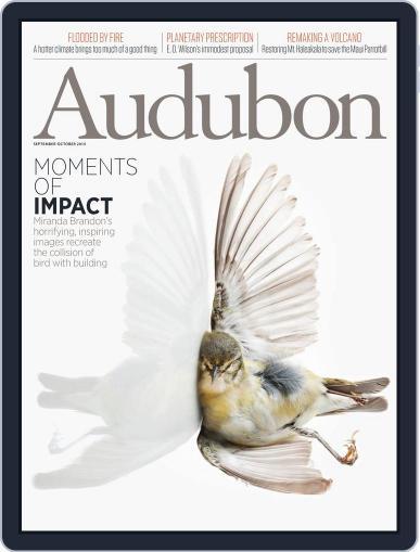 Audubon (Digital) September 1st, 2015 Issue Cover