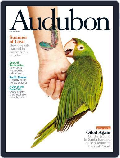 Audubon (Digital) July 1st, 2015 Issue Cover