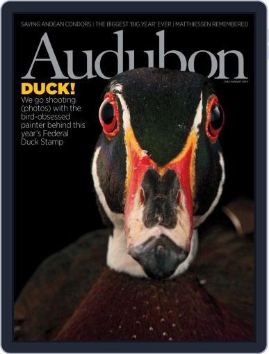 Audubon (Digital) July 1st, 2014 Issue Cover