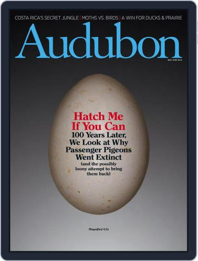Audubon (Digital) May 7th, 2014 Issue Cover