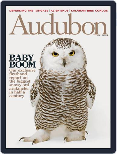 Audubon (Digital) March 1st, 2014 Issue Cover