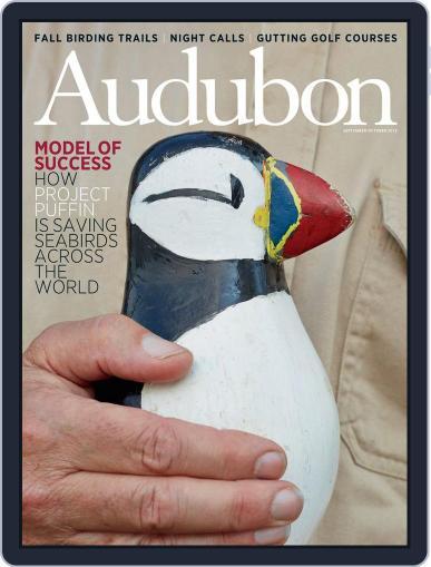 Audubon (Digital) September 1st, 2013 Issue Cover