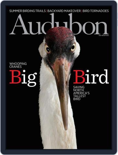 Audubon (Digital) July 1st, 2013 Issue Cover