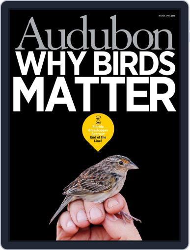 Audubon (Digital) March 5th, 2013 Issue Cover