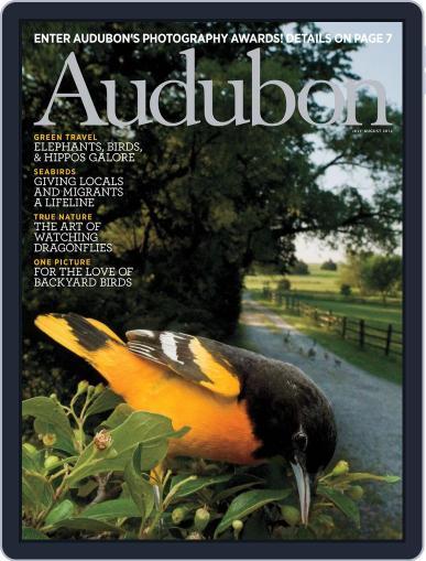 Audubon (Digital) July 1st, 2012 Issue Cover